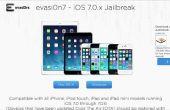 Facile un clic Jailbreak iOS 7