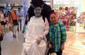 La fiancée de costume illusion Frankenstein pour Halloween