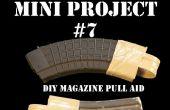 Mini projet #7: Pull Magazine bricolage aide