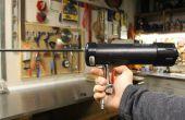 Comment faire une mitrailleuse Airsoft - bricolage Vortex BBMG