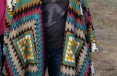 Fleece Cardigan drapé