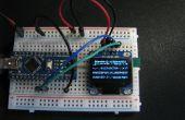 Écran OLED i2c avec arduino