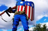 La seconde guerre mondiale Captain America