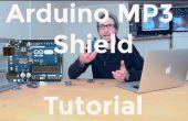 Comment utiliser : CHEAP Arduino Mp3 bouclier pour faire parler de Robot
