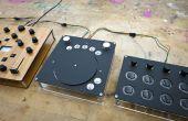 Un cadre pour créer des contrôleurs modulaires abordables & élégants (USB vers MIDI, caché, ou série)