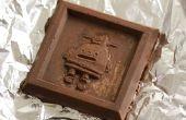 Faire chocolat avec imprimante 3D