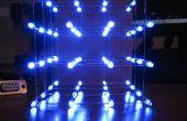 LED Cube 4 x 4 x 4