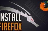 Comment installer Firefox sous Linux 2.0 de la Kali