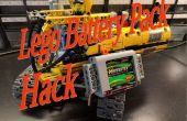 LEGO batterie Pack Hack