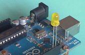 Arduino Code Morse Flaher