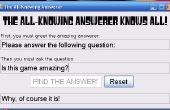 Un amusant jeu/truc dans Microsoft Visual Basic