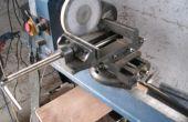 Mises à niveau de la tour.  2 vice axe et rotozip - disques de contreplaqué parfait Mill.