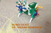 K ' NEX Walkerbot : Roboticat (chat robotisé) Instructions