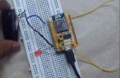ESP8266/ARDUINO Bluetooth conduit contrôle