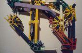 Knex RBG : Pistolet de Plasma