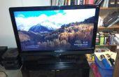 Remplacer/diagnostiquer IR Conseil sur Phillips 47PFL3603D LCD TV