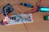 Chargeur intelligent de piles rechargeables 9V NiMH