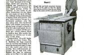 Grands projets de vieux Magazines How-to