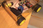 Voiture Robot framboise Pi