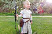 Costume Star Wars Rey avec les accessoires
