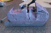 Projet de physique : Mini moteur électrique bateau