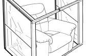 IKEA Hack : Jeux Home cinéma Boss chaise