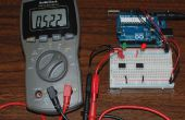 À l'aide de Statistical Process Control pour tester l'horloge interne de la Attiny85