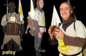 Guy Saint Graal coco costume de Patsy