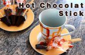 Comment faire des bâtons chocolat chaud fait maison