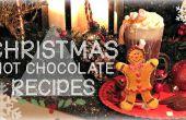 Recettes de chocolat chaud de Noël 5