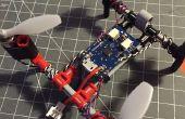 Super simple Lego Technic RC quadcopter cadre