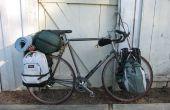 Panier, sacoches, aventures à vélo: 4 Packs, remorques et amusant.
