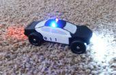 Pinewood Derby auto‑patrouille