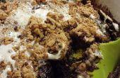 Chemin rocailleux Smore Cake