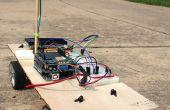 Arduino alimenté véhicule autonome