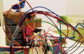 Bon marché programmable bras robotique de l'Arduino