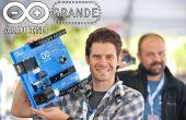 Arduino GRANDE le microcontrôleur énorme