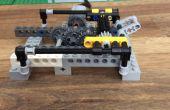 Comment faire une partie de Transmission de Lego personnalisable facile 1
