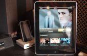 Simple et bon marché iPad stand