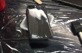 Comment faire un cas de téléphone portable de fibre de carbone