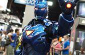 Stealth Iron Man avec électronique et Servos