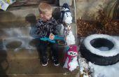 Création d'un Kit de bonhomme de neige Miniature