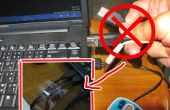 Identifier l'étiquette pour les câbles usb