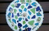 Comment faire une horloge de mosaïque de travail