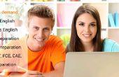 Anglais des affaires leçons préparation de cours en ligne