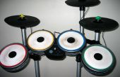 Wii Rock Band Drum Pro Kit cymbale réparation