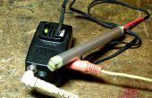 Sound Card tachymètre