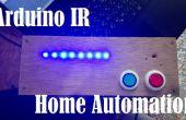 Arduino IR Automarion maison