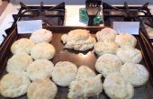 Krusteaz Biscuits : Lait babeurre V.S.