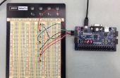 Projet de contrôle LED FPGA